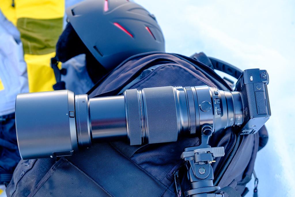 Fujifilm X-Pro 2 & XF100-400mm Lens