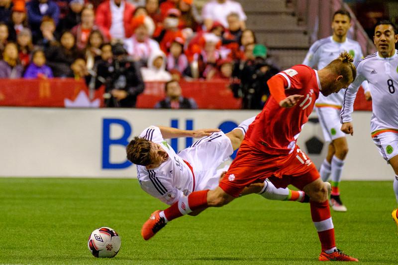 FIFA World Cup Russia 2018 qualifiers - Canada vs Mexico