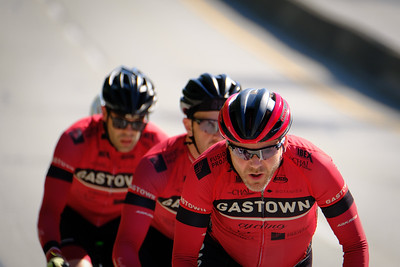 Racing Red - Gastown Cycling