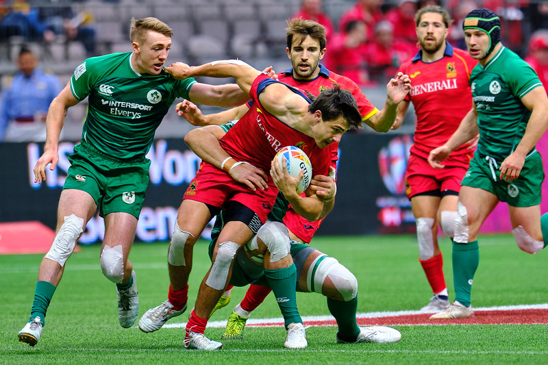2020 HSBC World Rugby Sevens Series - Day 1