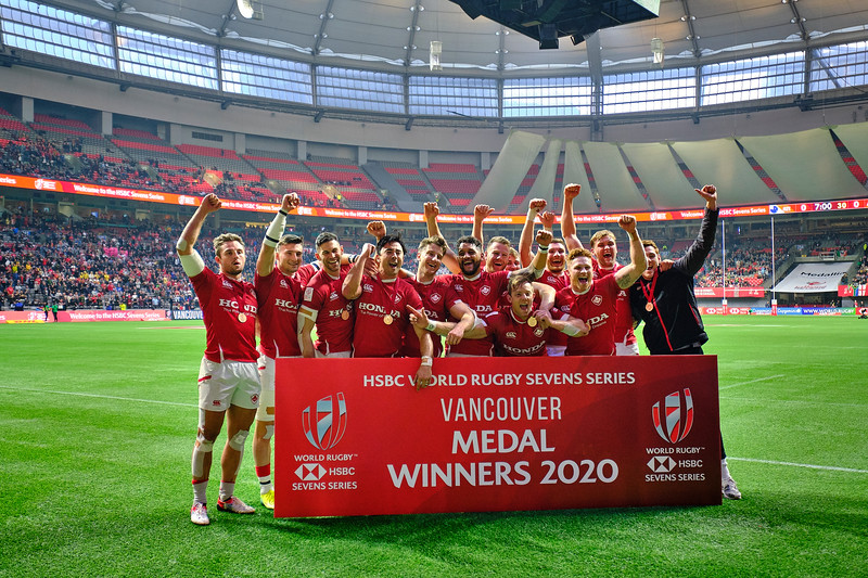 2020 HSBC World Rugby Sevens Series - Day 2