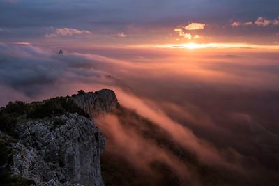 Au dessus des nuages (Format 3:2 Disponible 29/30)