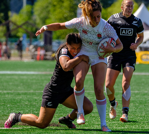 2018 HSBC Women's World Rugby Sevens
