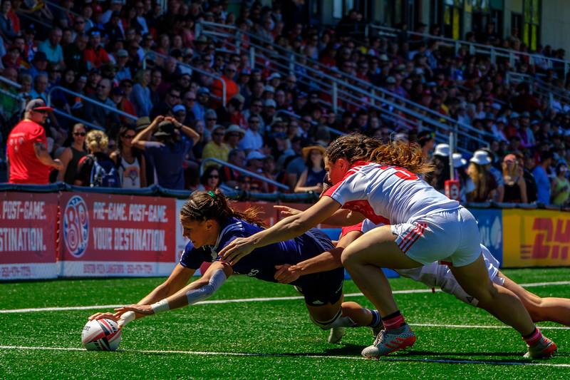 2018 HSBC Women's World Rugby Sevens