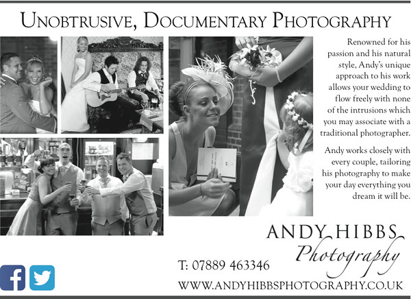 Nuneaton Photographer - Andy Hibbs Photography