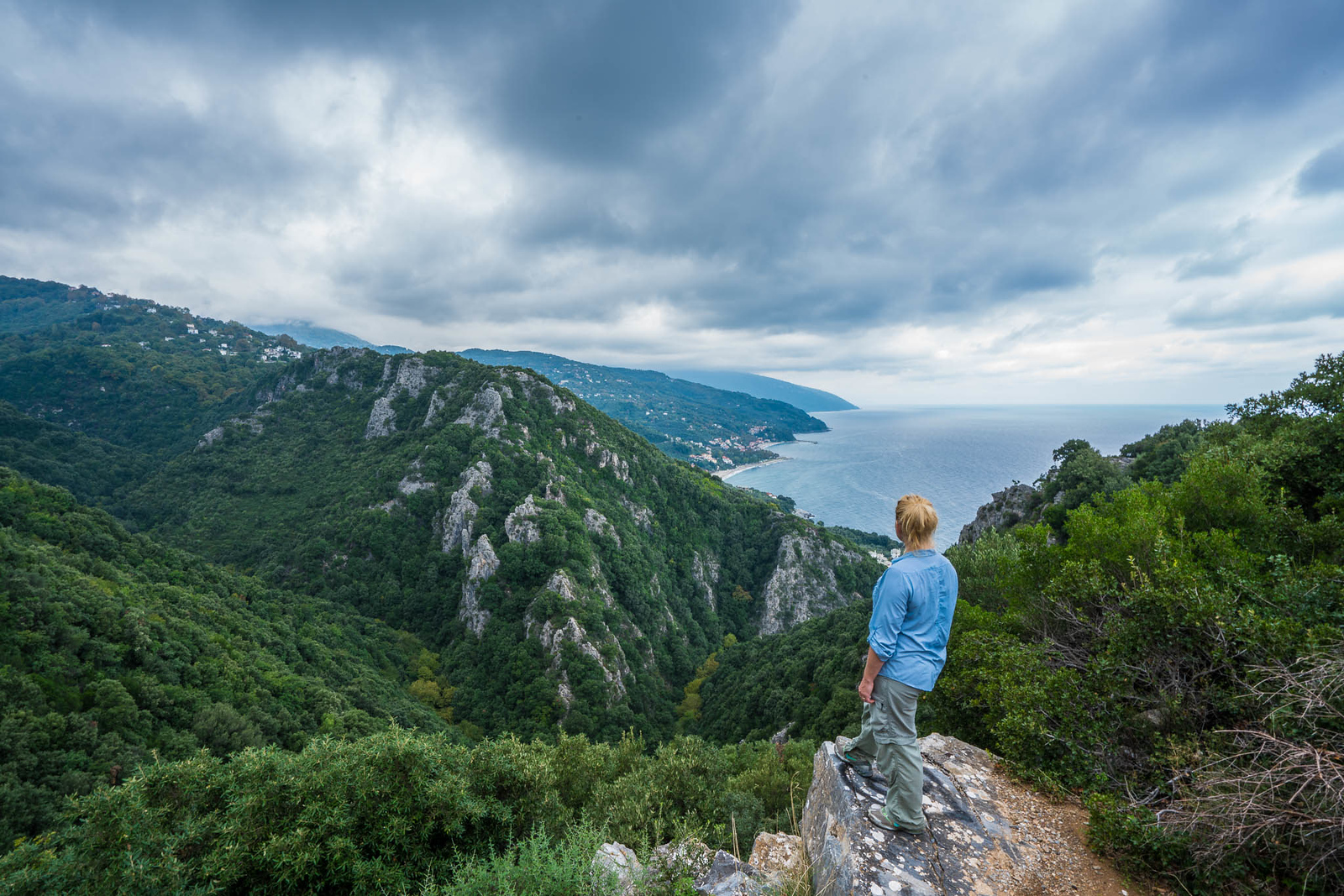 Time to go hiking in Pelion