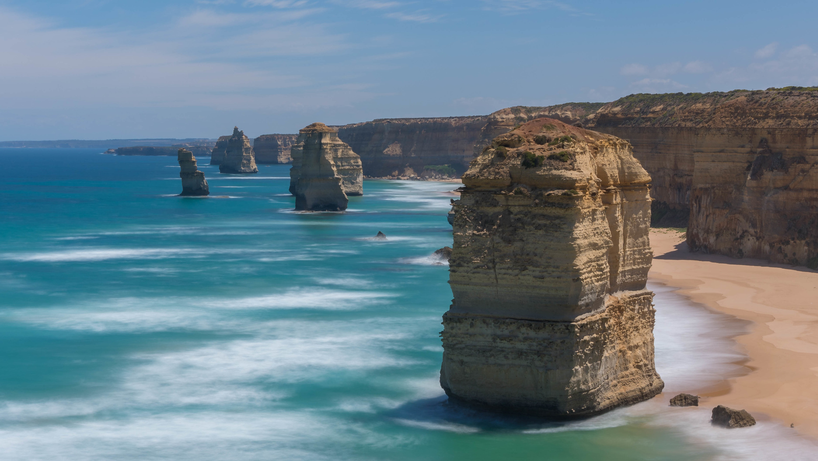 Don't miss the Great Ocean Road.