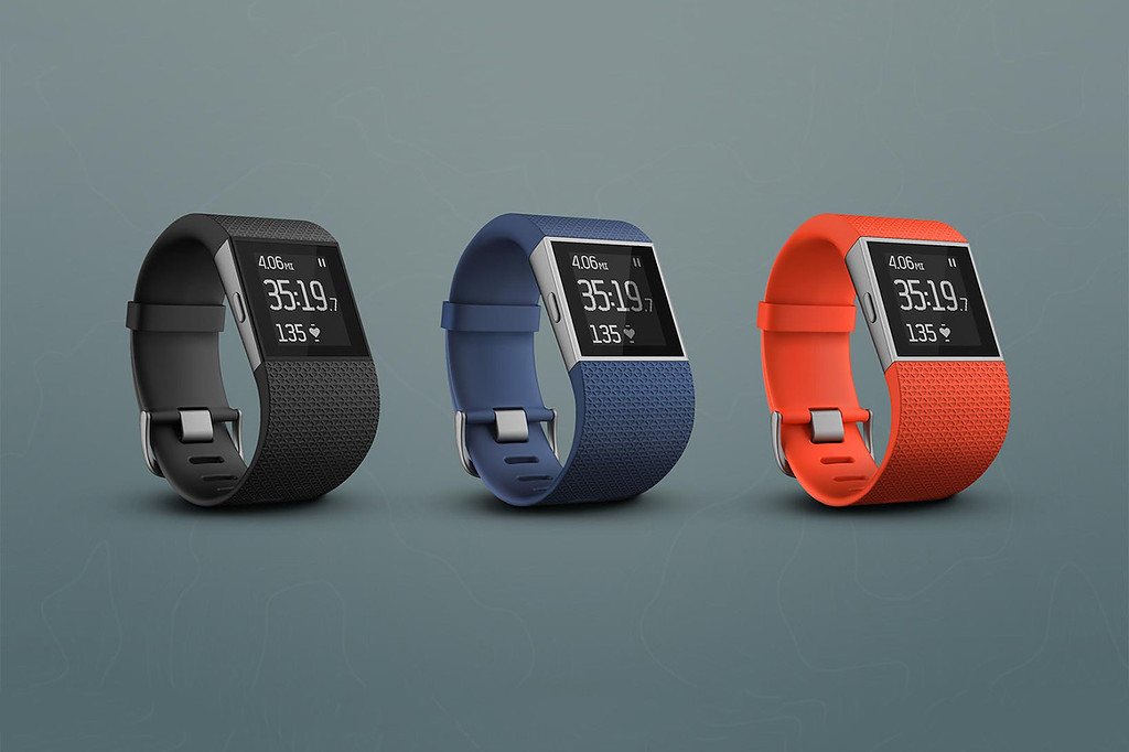 Gift Ideas for Dad #2: FitBit Surge Superwatch
