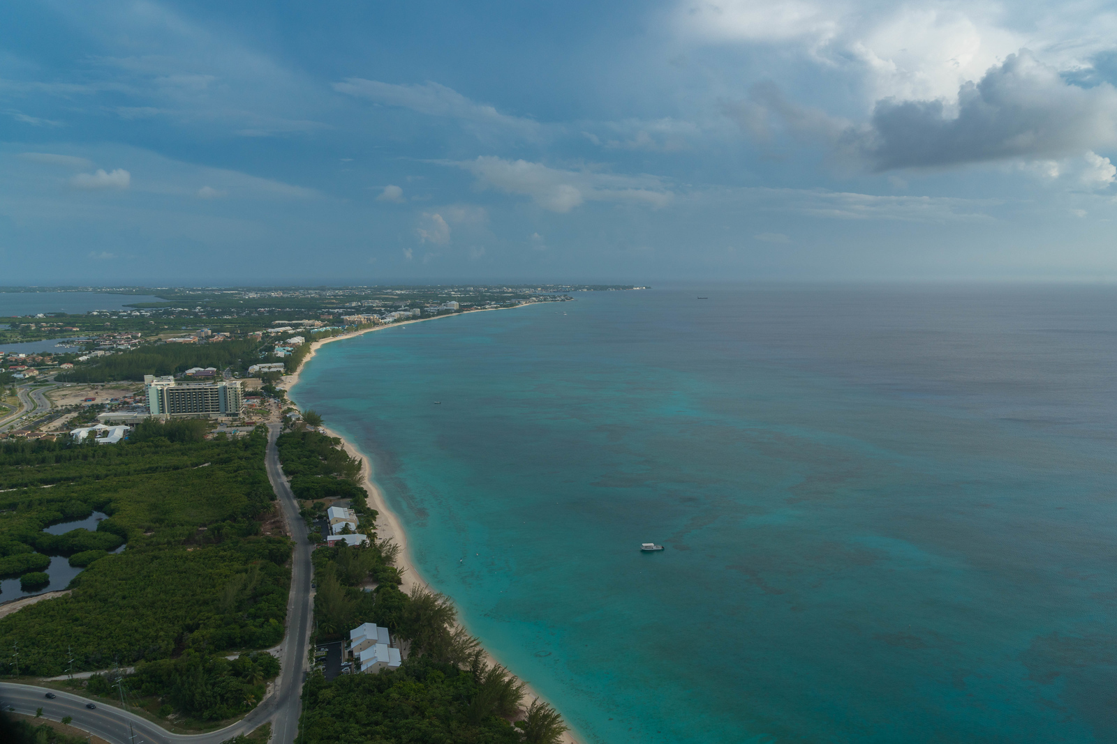 What to in Grand Cayman: Take a Helicopter Ride