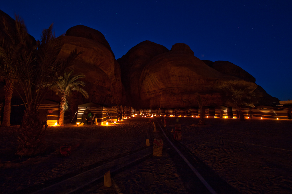 Things to do in Jordan, sleep in a Bedouin Camp