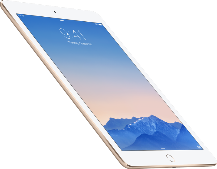 Gift ideas for Dad #1: The iPad Air 2