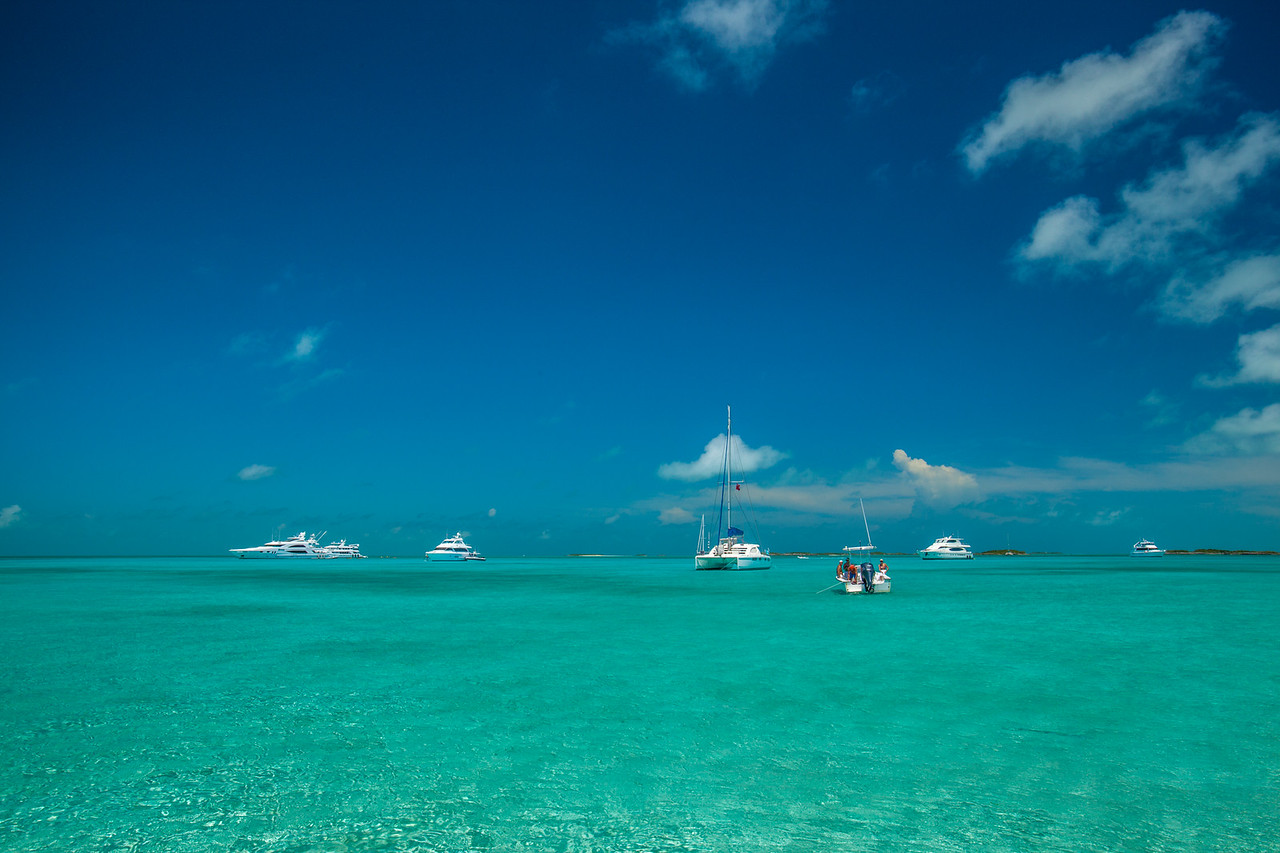 Exuma yachting bahamas