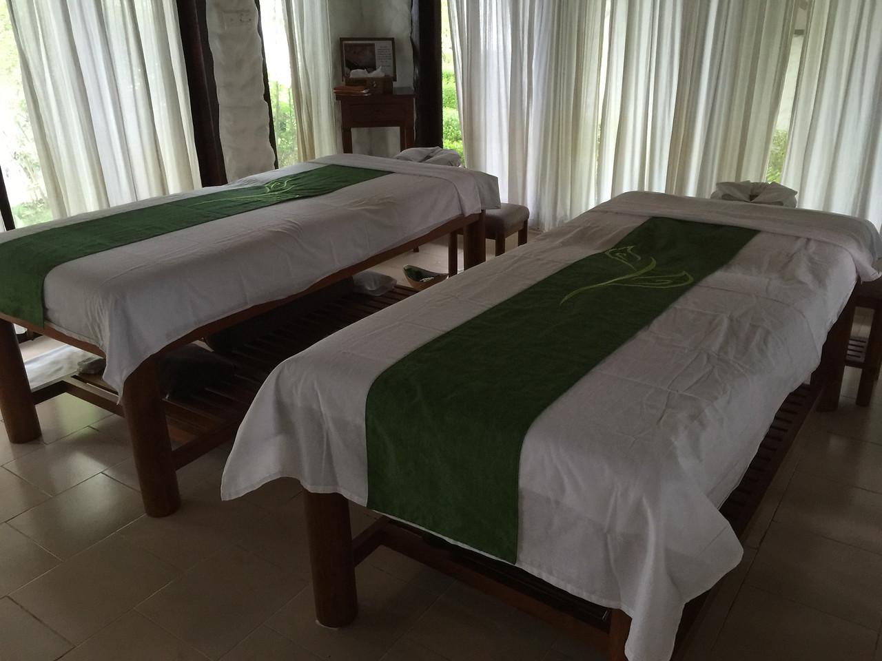 Balinese massage maldives