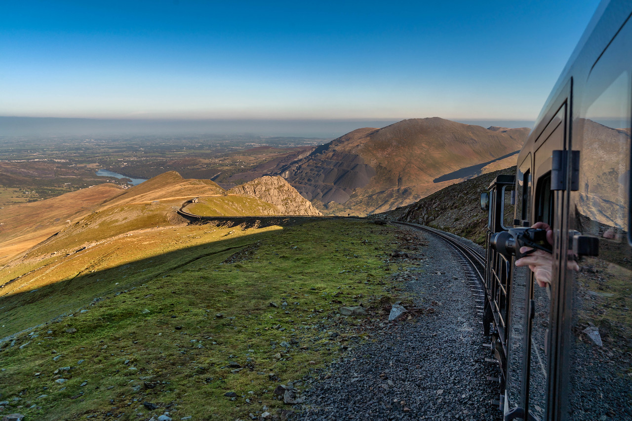 wales in pictures snowdonia