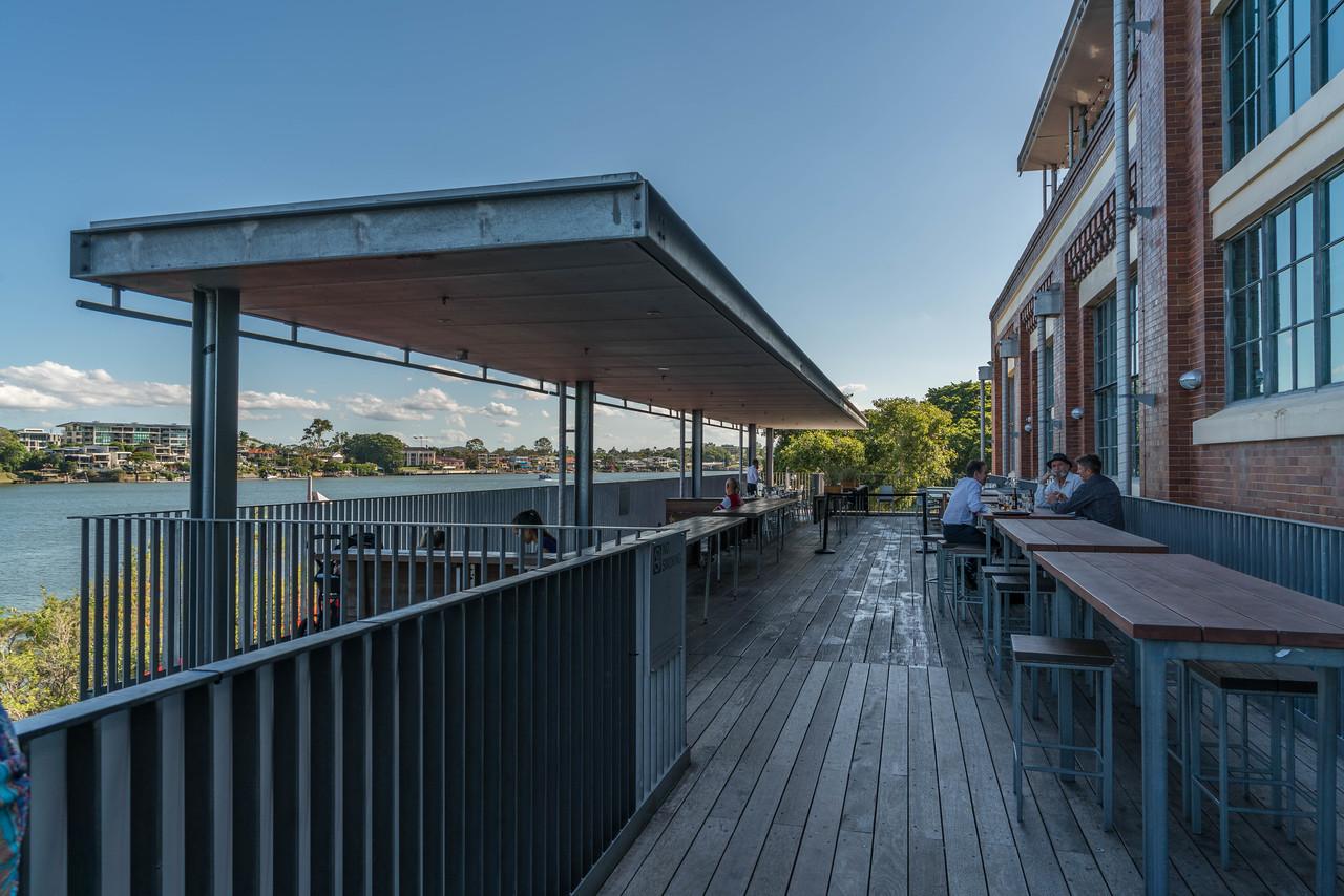 The Brisbane Powerhouse Bar