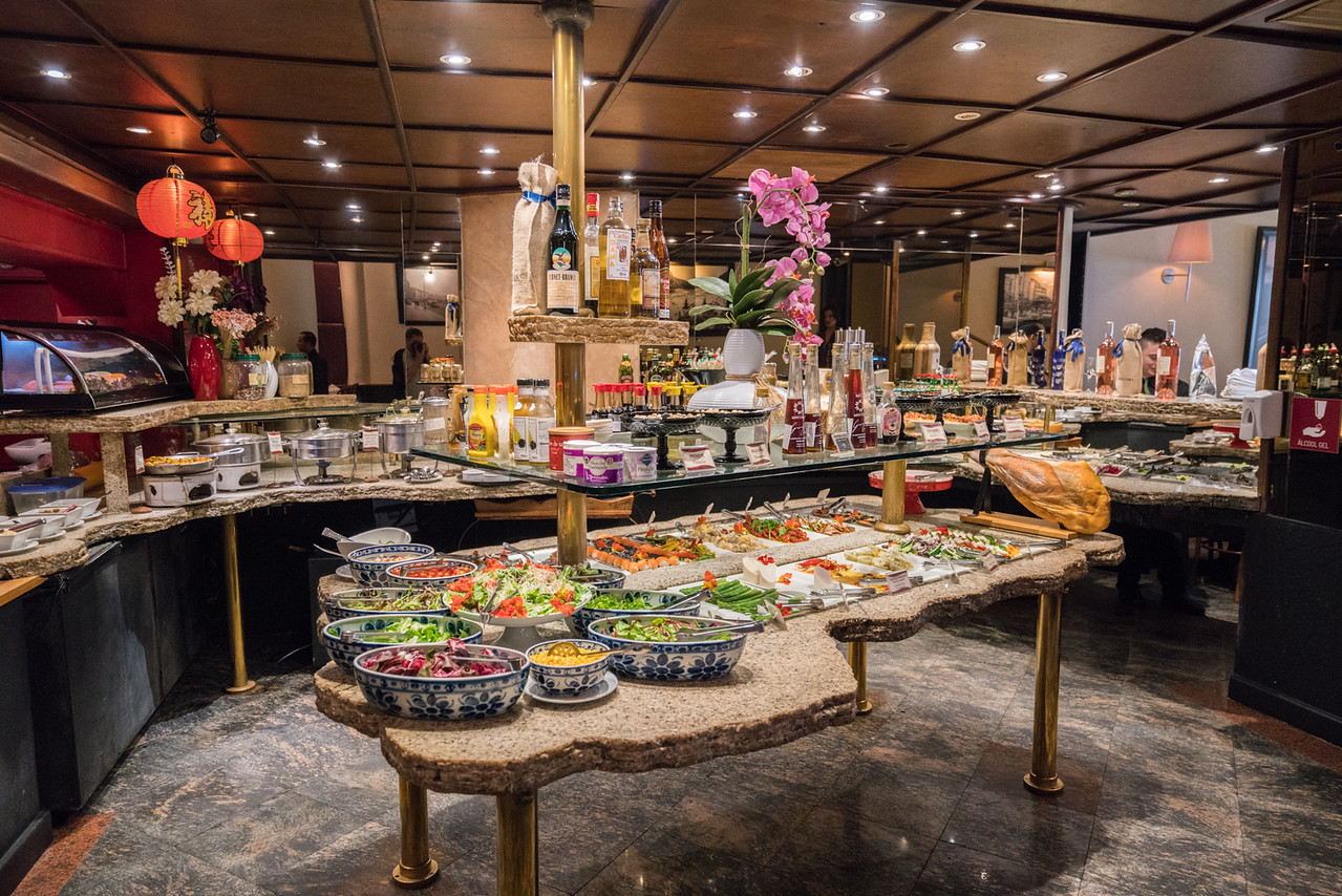 food things to do in Rio Buffet