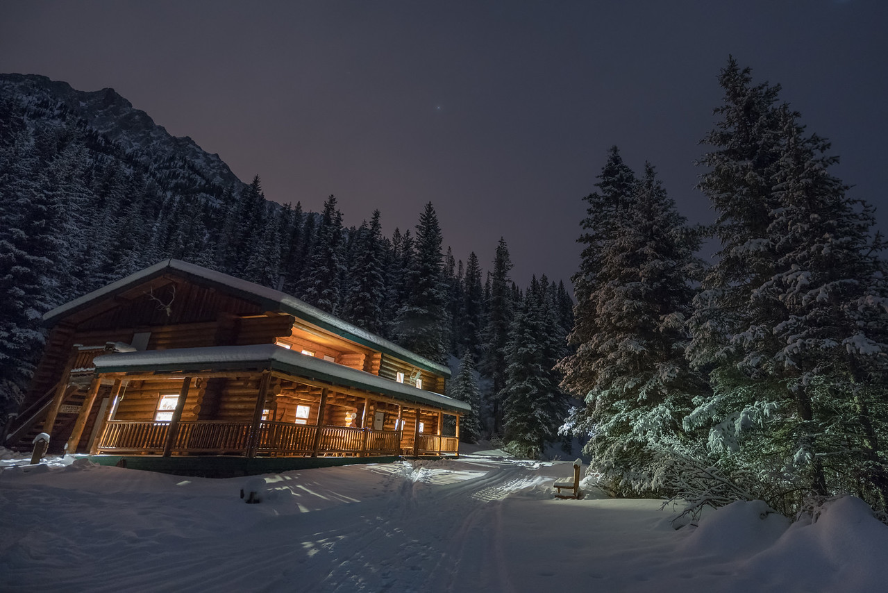 Things to do in Banff - Back country lodge