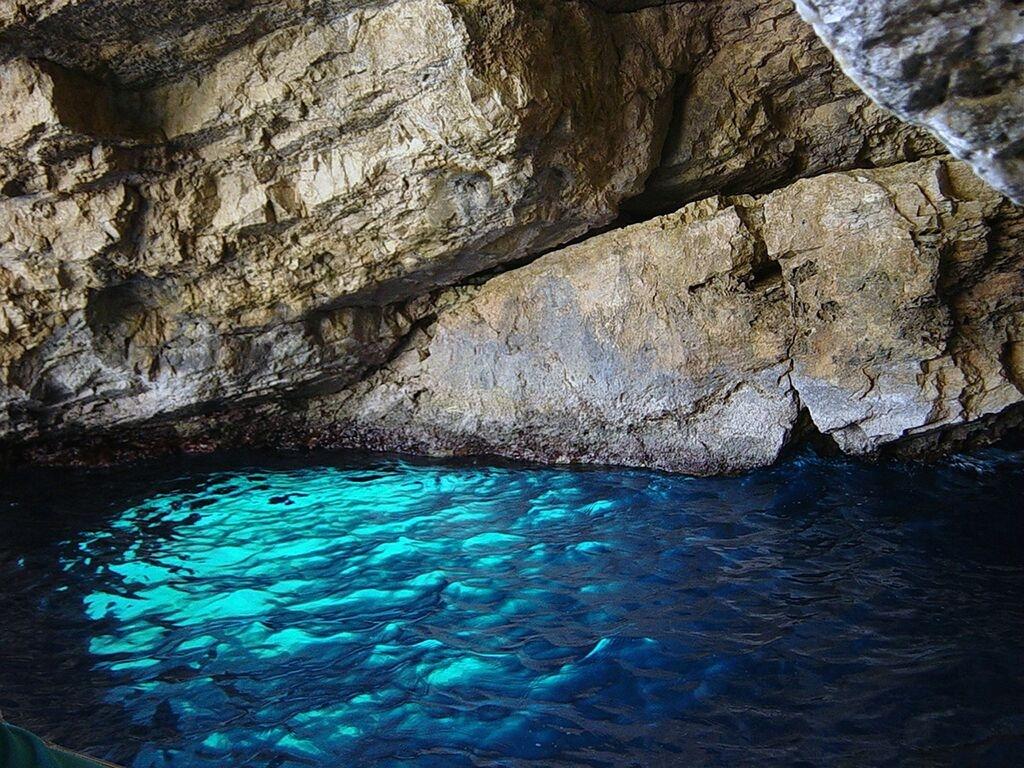 Blue waters, Zante Greece