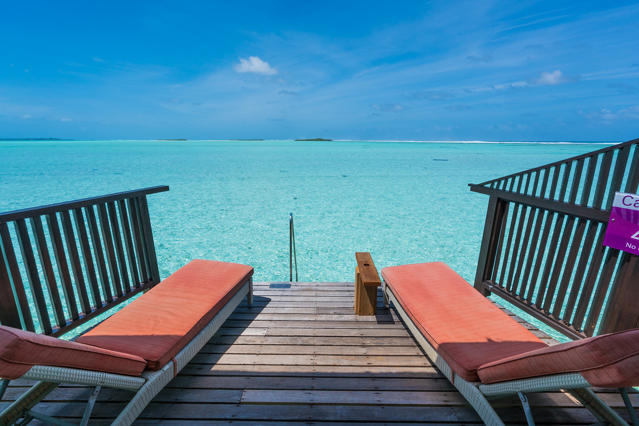 Things to do in the Maldives: Chill out