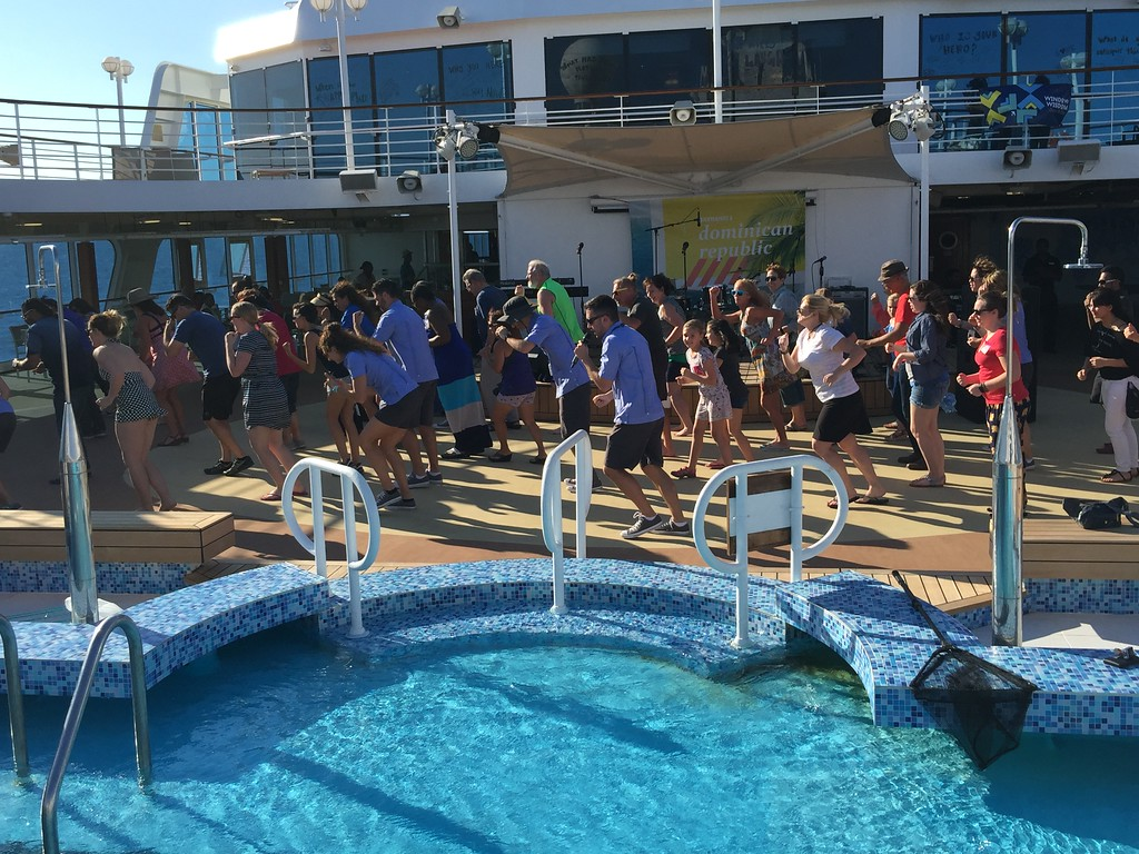 Fathom Cruise Dance Lessons