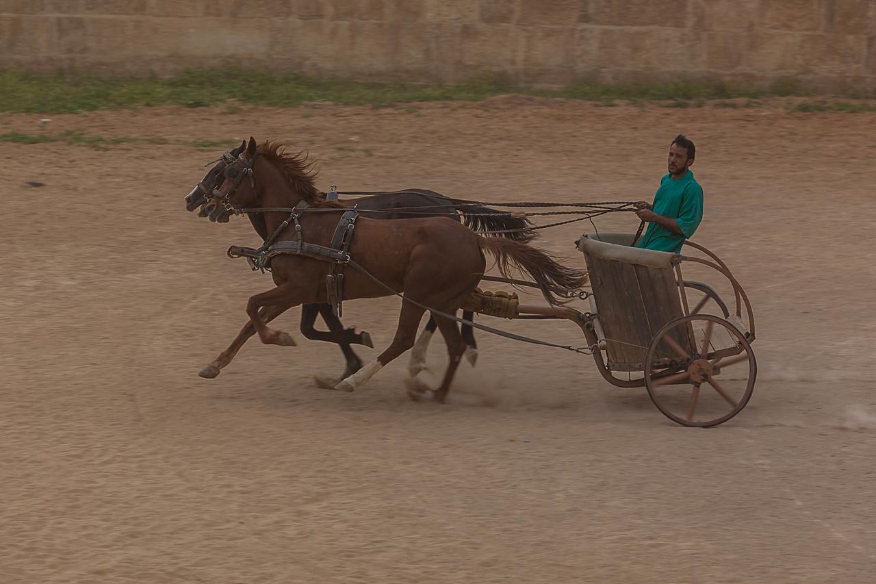 Jerash Chariot Race