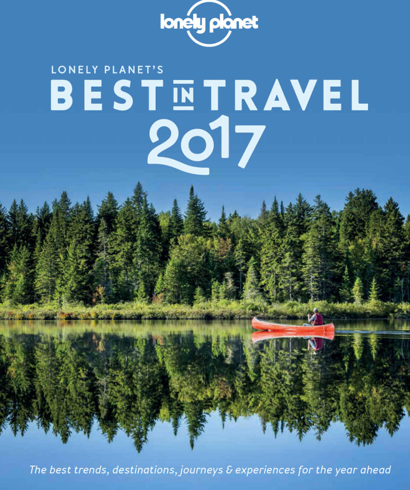 lonely planet best in travel gift ideas