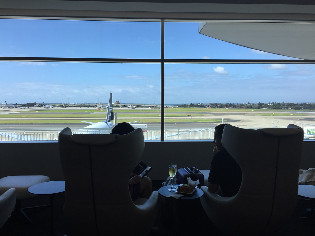 TripIt Pro Airport Lounge buddy