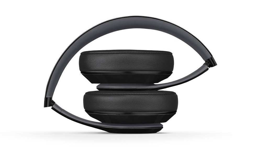 beat wireless headphones black