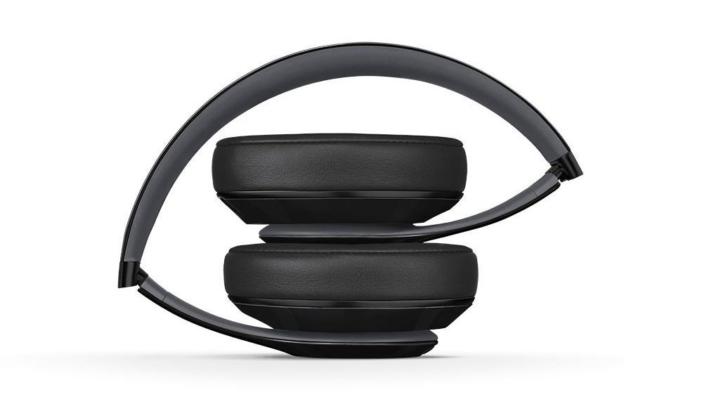 beat wireless headphones black