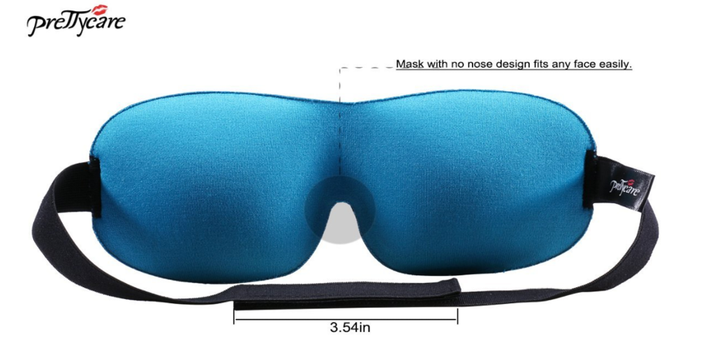 gifts for travel blue 3 d eye mask