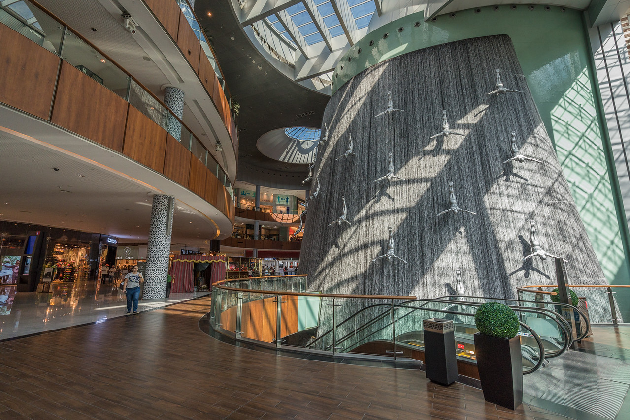 Things to do in Dubai, the Malls