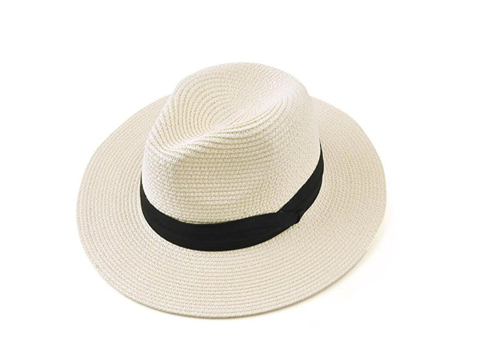 white panama hat best gifts for travelers