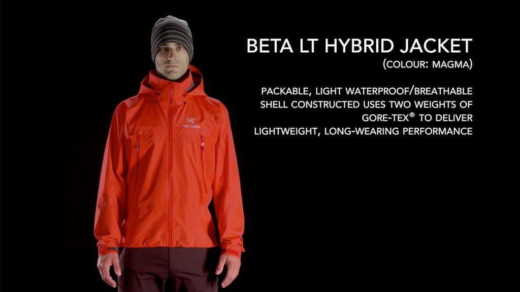 Gift Ideas for Dad #5: Arcteryx Beta LT Hybrid Jacket