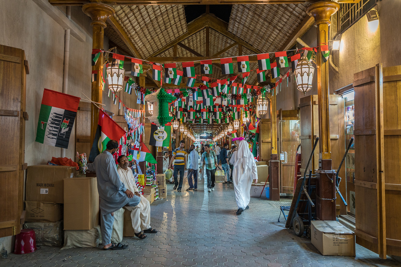 Things to do in Dubai, visit the Souks