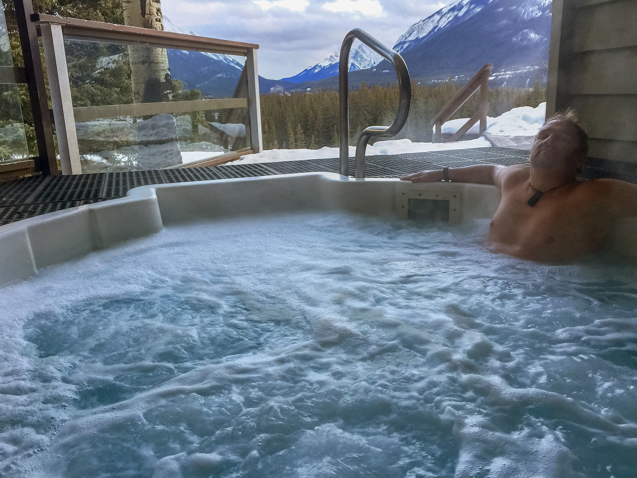 Things to do in Banff, go to a spa