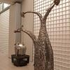 Cutlery sculpture in Sheffield Millennium Gallery 7574