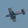 World Aero acrobatic plane manflight 5687