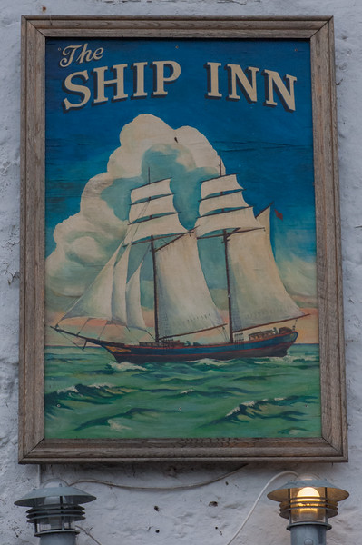 The Ship Inn,  Lower Newton by the Sea 9103