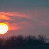 The Burgh sunset 2178