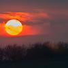 The Burgh sunset 2171
