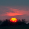 The Burgh sunset 2183