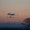 The Burgh sunset 9435