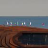 East Beach Cafe & regatta 2377