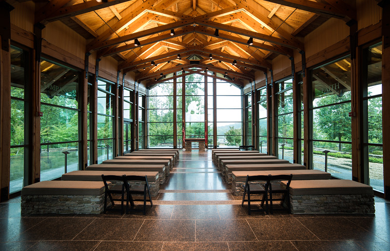 Vow Renewal At Marine Corps Museum Chapel Northern