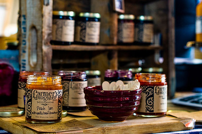 One of my favorite's was the preserves.  O..M..G!!!!, the Farmer's Daughter had the best preserves this side of the hemisphere!!!    I just wish that I could have given a shoutout to all the vendors.  Everyone was delicious and I definitely have everyone's business cards from the event.  I look forward to further tasting more of these culinary dishes!!!  For a complete list, you can go here: http://unionmarketdc.com/events/marketplace/