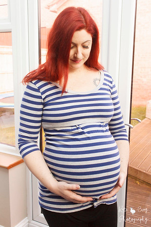 Pregnant lady, taken on a maternity photo shoot