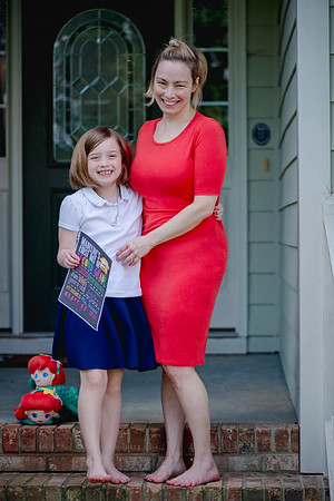 2020 August First Day of School Madeline-5412