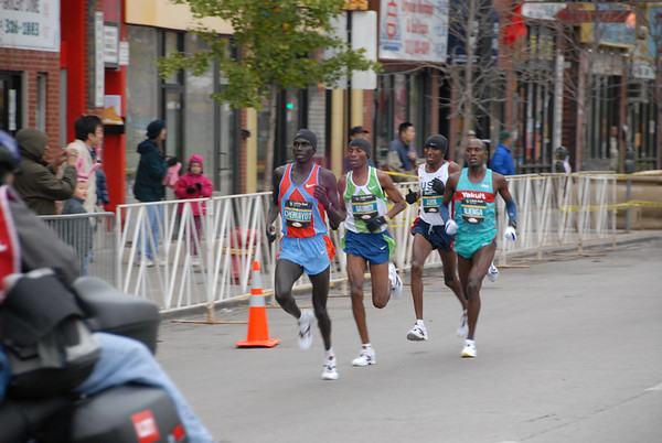2006 Chicago Marathon, 09:04:59 - 10:45:02