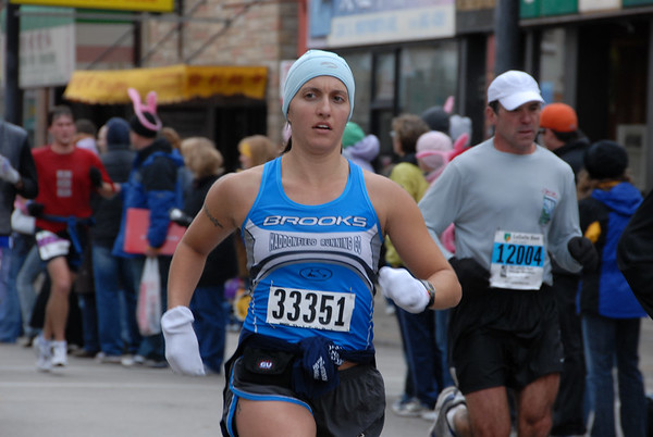 2006 Chicago Marathon, 10:45:04 - 11:05:19