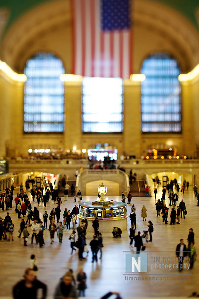 Sunday May 3, 2009<br /> <br /> Grand Central Station.